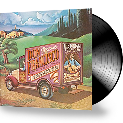 Don Francisco - The Traveler (Vinyl). Folk