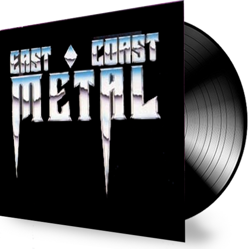 East Coast Metal (Vinyl) Near Mint - Christian Rock, Christian Metal