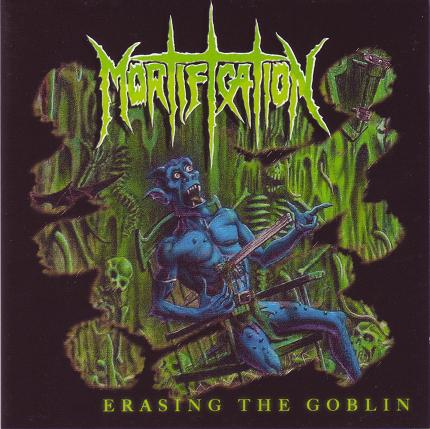 Mortification - Erasing the Goblin (CD) 2006 MCM - Christian Rock, Christian Metal