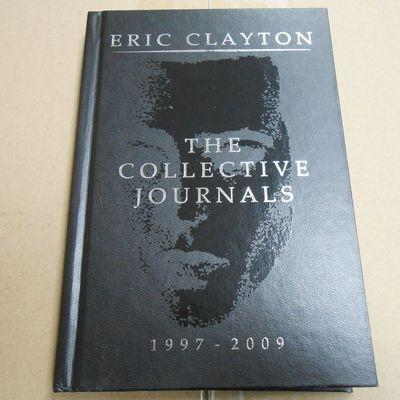 ERIC CLAYTON/SAVIOUR MACHINE - THE COLLECTIVE JOURNALS (Book) - Christian Rock, Christian Metal