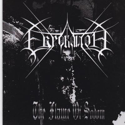 EVROKLIDON - THE FLAME OF SODOM (CD, 2006, Bomwborks Records) - Christian Rock, Christian Metal