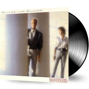Farrell and Farrell - Manifesto (Vinyl) pre-owned