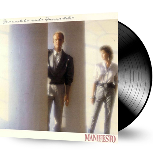 Farrell and Farrell - Manifesto (Vinyl) pre-owned - Christian Rock, Christian Metal