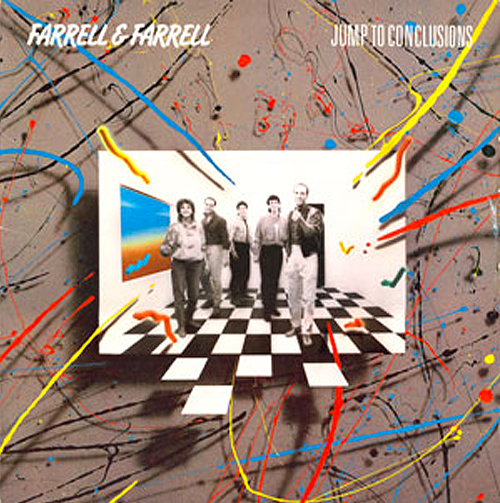 Farrell & Farrell Jump To Conclusions (Used Vinyl)