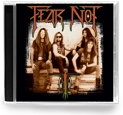 Fear Not (CD) - Christian Rock, Christian Metal