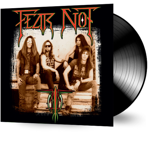 Fear Not (Vinyl) - Christian Rock, Christian Metal