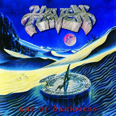 HAVEN - AGE OF DARKNESS (Retroarchives Edition) (CD) 2017 Retroactive Records - girdermusic.com
