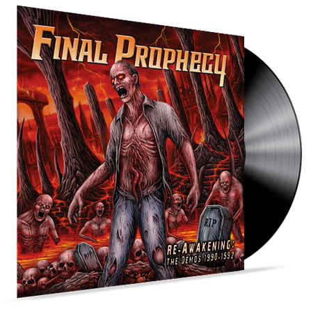 Final Prophesy - Re-Awakening (Vinyl)