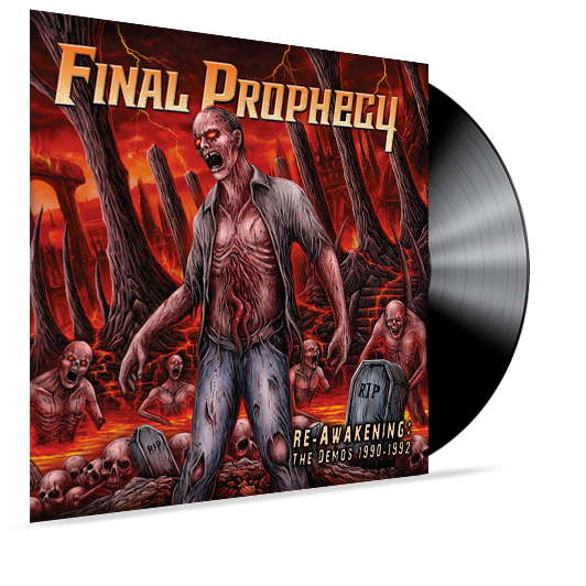 Final Prophesy - Re-Awakening (Vinyl) - Christian Rock, Christian Metal