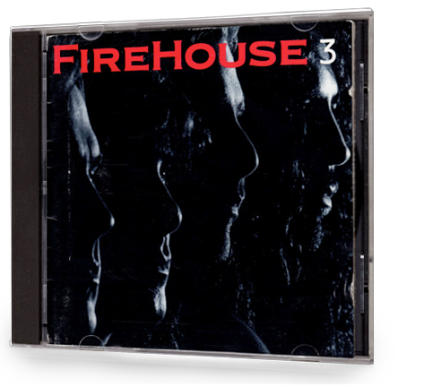 Firehouse - 3 (CD) Perry Richardson STRYPER - Christian Rock, Christian Metal