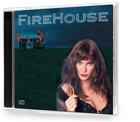 Firehouse (CD) Perry Richardson STRYPER