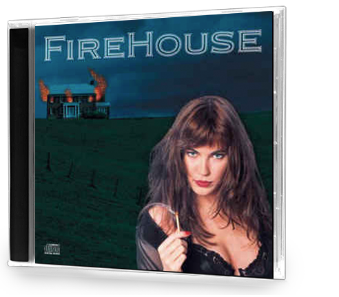 Firehouse (CD) Perry Richardson STRYPER - Christian Rock, Christian Metal