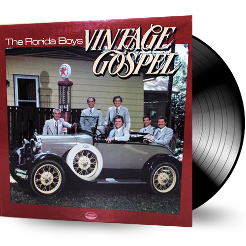 The Florida Boys - Vintage Gospel (Vinyl) pre-owned - Christian Rock, Christian Metal