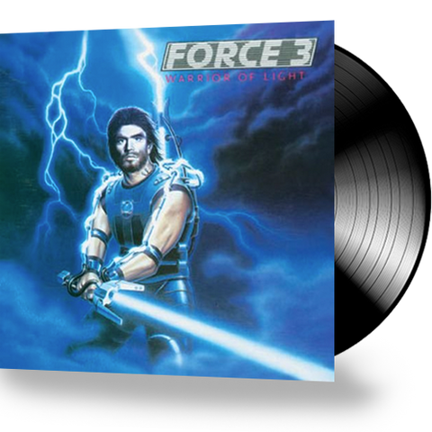 Force 3 - Warrior of Light (Vinyl) PURE METAL / SEALED !!!!