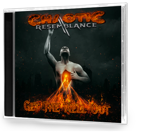 Chaotic Resemblance - Get the Hell Out (CD) 2018 Edition - Christian Rock, Christian Metal