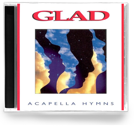 GLAD - Acapella Hymns (CD)
