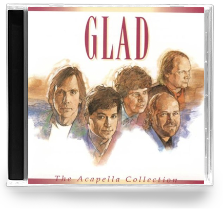 GLAD - The Acapella Collection (CD)