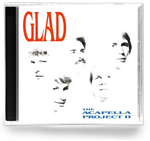 GLAD - The Acapella Project 2 (CD)