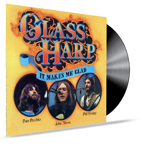 Glass Harp - It Makes Me Glad (Vinyl) Phil Keaggy