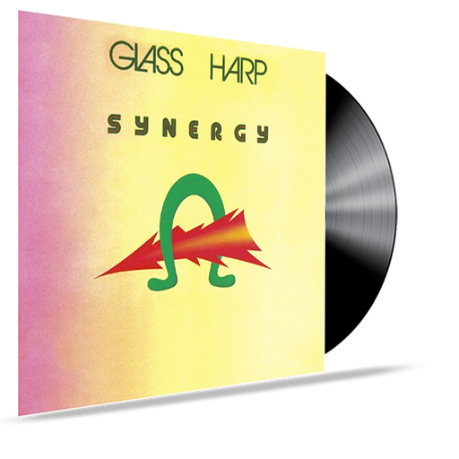 Glass Harp - Synergy (Vinyl) Phil Keaggy - Christian Rock, Christian Metal
