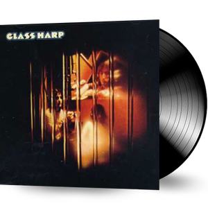 Glass Harp / Phil Keaggy (Vinyl) pre-owned  DECCA *1970 PHYCH PROG ROCK