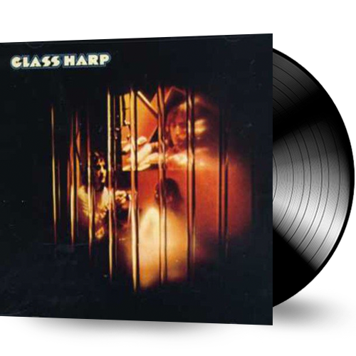Glass Harp / Phil Keaggy (Vinyl) pre-owned  DECCA *1970 PHYCH PROG ROCK - Christian Rock, Christian Metal