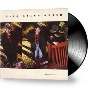 Glen Allen Green - A Living Fire (Vinyl) MELODIC ROCK A.O.R.