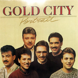 Gold City - Portraits (Vinyl)