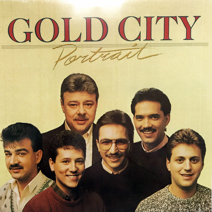 Gold City - Portraits (Vinyl) - Christian Rock, Christian Metal