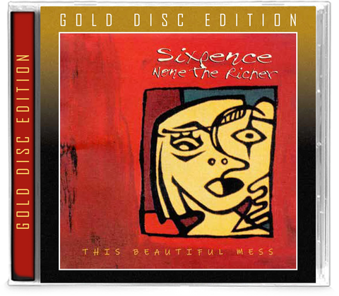 SIXPENCE NONE THE RICHER - THIS BEAUTIFUL MESS (Gold Disc Edition) (*NEW-CD, 2019, Retroactive Records)