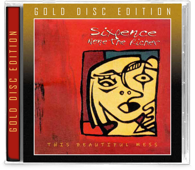 SIXPENCE NONE THE RICHER - THIS BEAUTIFUL MESS (Gold Disc Edition) (*NEW-CD, 2019, Retroactive Records) - Christian Rock, Christian Metal