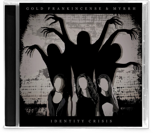 Gold, Frankincense & Myrrh - Identity Crisis (CD) - Christian Rock, Christian Metal