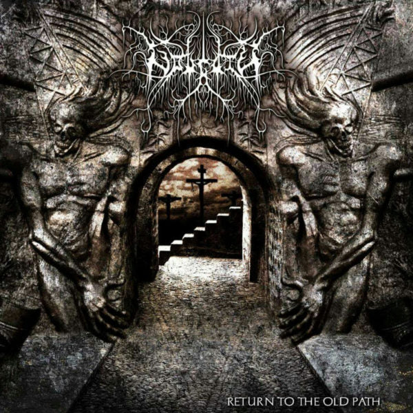 GOLGOTA - RETURN TO THE OLD PATH (CD)