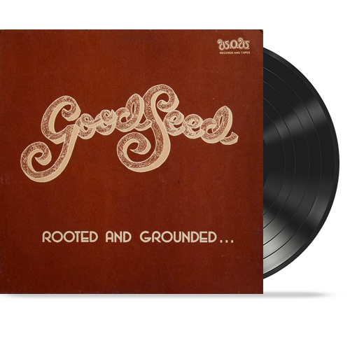 Good Seed ‎– Rooted And Grounded (Vinyl) - Christian Rock, Christian Metal