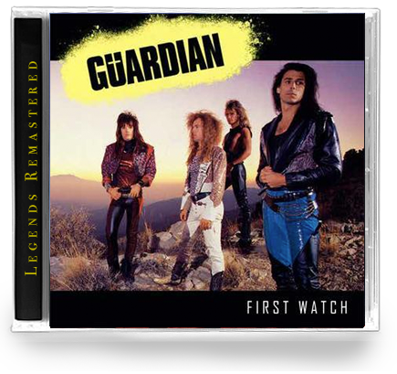 GUARDIAN - FIRST WATCH (*NEW-CD) - Christian Rock, Christian Metal