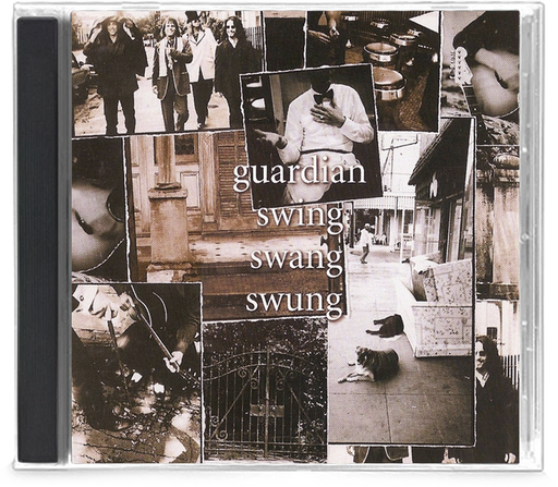 Guardian - Swing, Swang, Swung (CD) Pakaderm - Christian Rock, Christian Metal