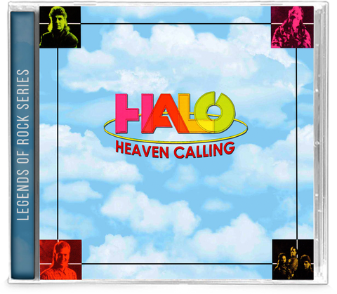 Halo - Heaven Calling (CD)