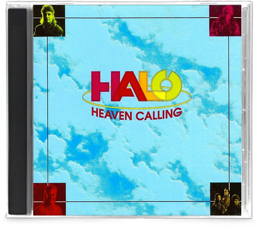 Halo - Heavens Calling (CD) Pakaderm - Christian Rock, Christian Metal