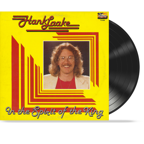 Hank Laake ‎– In the Spirit of the King (Vinyl) - Christian Rock, Christian Metal