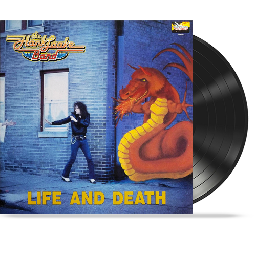 Hank Laake ‎– Life and Death (Vinyl) - Christian Rock, Christian Metal