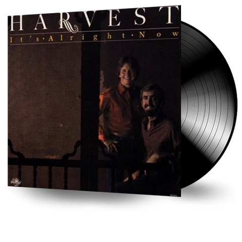 Harvest - It's Alright Now (*New Vinyl) 1982 Milk and Honey