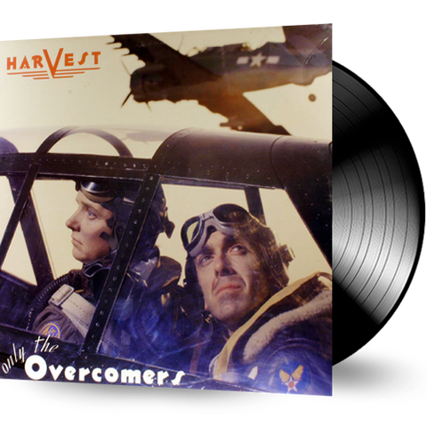 Harvest - Only The Overcomers (Vinyl)