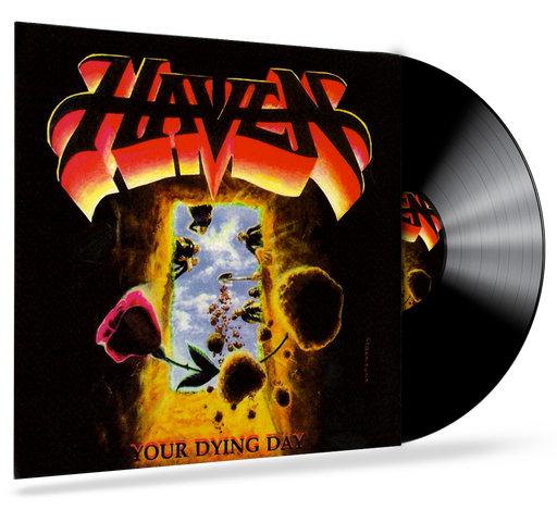 HAVEN - YOUR DYING DAY (BLACK VINYL) 2017 - girdermusic.com