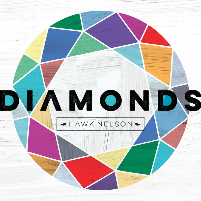 Hawk Nelson - Diamonds (CD) - Christian Rock, Christian Metal