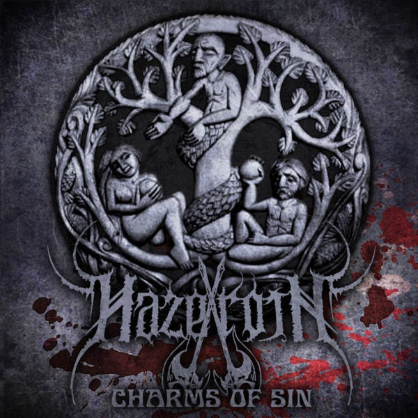 HAZEROTH - CHARMS OF SIN (CD) - Christian Rock, Christian Metal