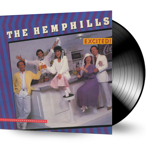 The Hemphills - Excited (Vinyl) - Christian Rock, Christian Metal