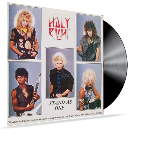 Holy Right - Stand As One (Vinyl) *1986 ER-7771 RARE INDEPENDENT RELEASE