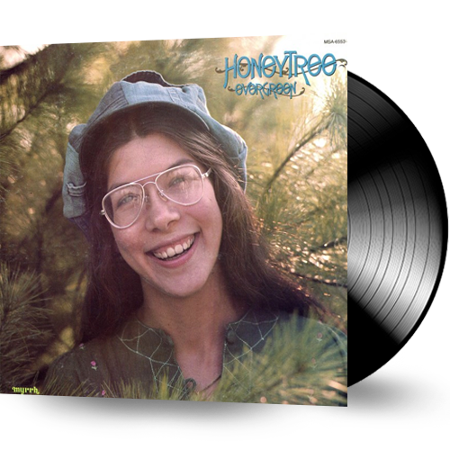 Honeytree - Evergreen (Nancy Honeytree & Phil Keaggy) Vinyl - Christian Rock, Christian Metal