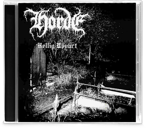 Horde - Hellig Usvart (Mortification, Paramaecium, Black Metal)