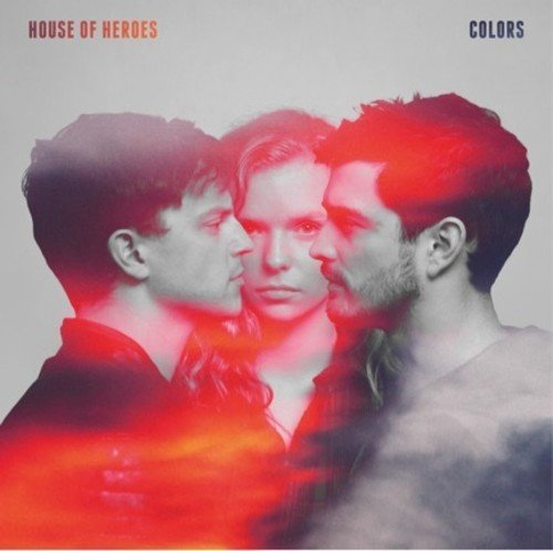 House of Heroes - Colors (CD) - Christian Rock, Christian Metal